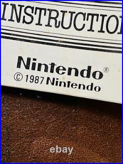 Nintendo Game And Watch Bomb Sweeper Nice Working Tested 1987 Retro Handheld