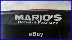 Nintendo Game And Watch Mario's Cement Factory Arcade With Manual 1983 Working
