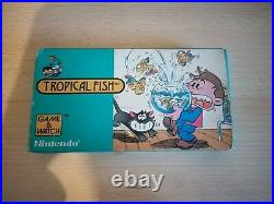 Nintendo Game And Watch Tropical Fish
