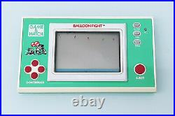 Nintendo Game & Watch Balloon Fight BF-107 near mint BOXED New Wide Screen