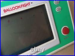 Nintendo Game & Watch Balloon Fight original Rare Retro and 1980's BF-107 1st