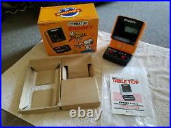 Nintendo Game & Watch Boxed Snoopy Table Top SM-73 Excellent