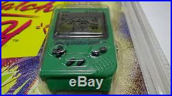 Nintendo Game Watch Boy Super Mario Race Green Mani Brand New