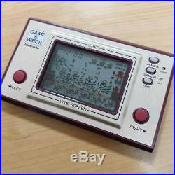 Nintendo Game & Watch CHEF FP-24 Console Body Only 1981 Vintage Japan NTC-J