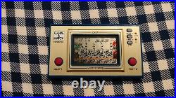 Nintendo Game & Watch Chef Argentinian Model