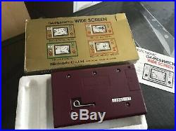 Nintendo Game & Watch Chef (Boxed)