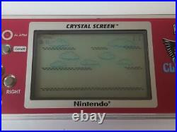 Nintendo Game & Watch Crystal Screen Climber Rare Retro and Vintage 1980's LCD
