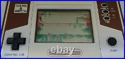 Nintendo Game & Watch Donkey Kong 11 Hand Held Console Boxed Jr-55