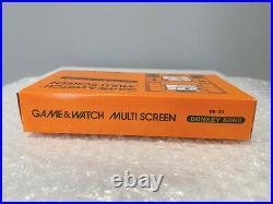 Nintendo Game & Watch Donkey Kong DK52 Mint Condition