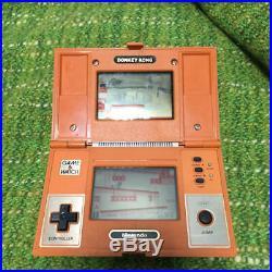 Nintendo Game Watch Donkey Kong JAPAN F/S