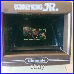 Nintendo Game & Watch Donkey Kong Jr. Tabletop Game & Watch Vintage CJ-71