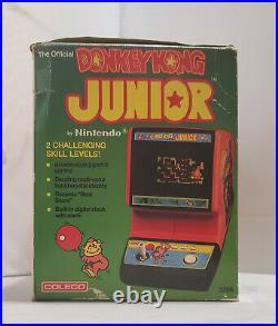 Nintendo Game & Watch Donkey Kong Junior Tabletop Game