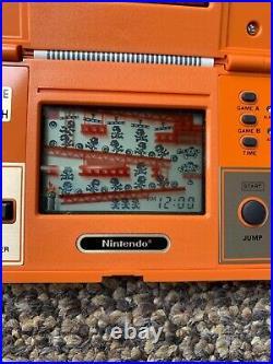 Nintendo Game & Watch Donkey Kong -boxed
