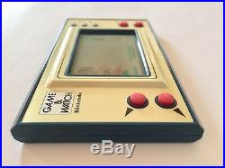 Nintendo Game Watch Egg (Mint Condition)