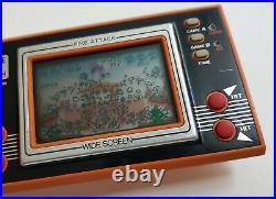 Nintendo Game & Watch Fire Attack Wide Screen
