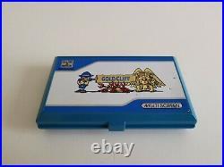 Nintendo Game & Watch Gold Cliff / GoldCliff MV-64 Multi Screen