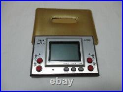 Nintendo Game & Watch Judge with Original Case Japan