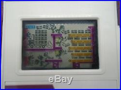 Nintendo Game & Watch MARIO BROS. Multi Screen New Old Stock 1983