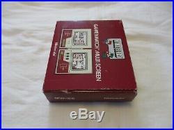 Nintendo Game & Watch MULTI SCREEN Mario Bros. (MW-56) Boxed Never used Japan