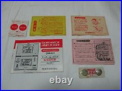 Nintendo Game & Watch MULTI SCREEN Mickey Donald (DM-53) Japan Unused game