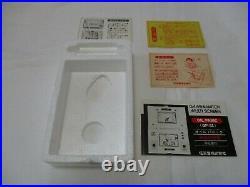 Nintendo Game & Watch MULTI SCREEN Oil Panic OP-51 Boxed Japan