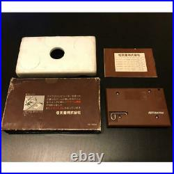 Nintendo Game Watch Manhole Japan 1981 Rare And Retro Used Tested Works With Box