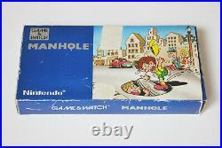 Nintendo Game & Watch Manhole NH-103