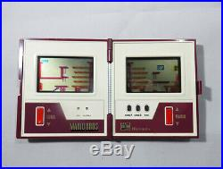 Nintendo Game & Watch Mario Bros Pocketsize MW-56 Multi Screen 1983