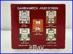 Nintendo Game & Watch Mario Bros Pokka Edition Rare