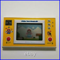 Nintendo Game Watch Mario The Juggler