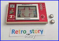 Nintendo Game & Watch Mario's Cement Factory