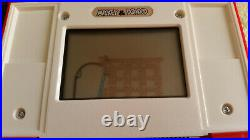 Nintendo Game & Watch Mickey & Donald BRAND NEW NOS Matching Serials