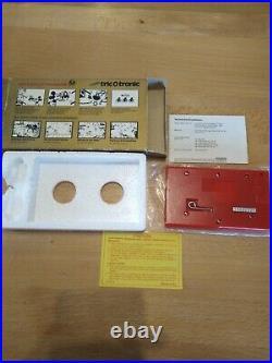 Nintendo Game & Watch Mickey Mouse Super trico tronic aus Sammlung CIB Top