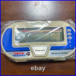 Nintendo Game & Watch Micro VS System Donkey Kong Hockey HK-303 English Ver Rare