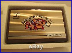 Nintendo Game & Watch Multi Screen Donkey Kong II Jr-55