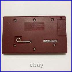 Nintendo Game & Watch OCTOPUS OC-22 Console Body Only 1981 Vintage Japan NTC-J