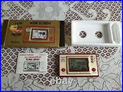 Nintendo Game & Watch Octopus