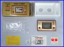 Nintendo Game & Watch Octopus OC-22 Wide Screen 1981