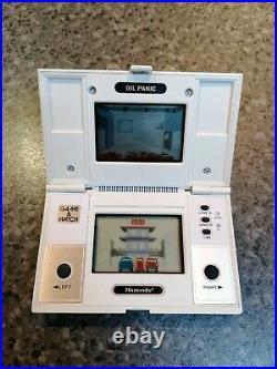 Nintendo Game & Watch Oil Panic, Multiscreen Videospiel