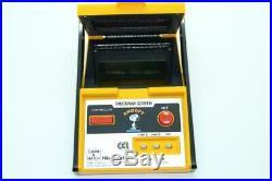 Nintendo Game Watch PANORAMA SCREEN SNOOPY SM-91 1983 Japan rare