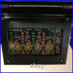 Nintendo Game Watch Panorama Screen Donkey Kong Circus Rare Tested Retro