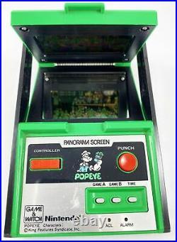 Nintendo Game & Watch Panorama Screen Popeye (occasion)