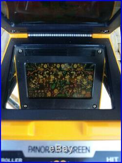 Nintendo Game&Watch Panorama Screen Snoopy SM-91. SN 90540344
