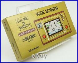 Nintendo Game & Watch Parachute OVP CiB #1