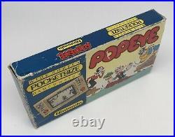 Nintendo Game & Watch Pocketsize Wide Screen Series Popeye PP-23 1981