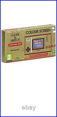 Nintendo Game & Watch Super Mario Bros 35th Anniversary PRE ORDER