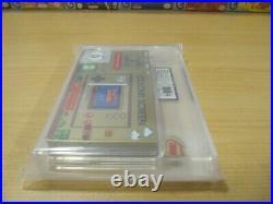 Nintendo Game & Watch Super Mario Bros 90+ Ukg Pal Neu
