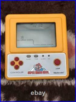 Nintendo Game Watch Super Mario Bros Famicom Grand prix F1 Race GOOD CONDITION