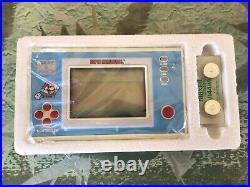 Nintendo Game & Watch Super Mario Bros Nos