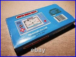 Nintendo Game & Watch Super Mario Bros, YM-105, Boxed, Tested Working